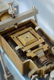 Direkt saxaskutrustning för konstruktionsprov Royaltyfri Fotografi