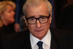 Direktor Martin Scorsese Lizenzfreies Stockbild