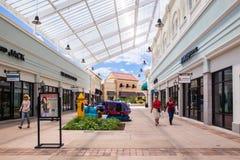 Direktverkauf-Mall des Rotwild-Park-NY Stockfoto