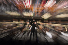 Diretor da orquestra Imagens de Stock