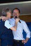 Diretor geral do Tour de France Imagem de Stock