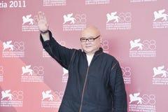 Direttore Cai Shangjun Fotografie Stock Libere da Diritti