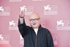 Direttore Cai Shangjun Fotografie Stock
