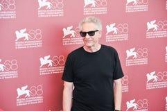 Direttore David Cronenberg Fotografia Stock Libera da Diritti