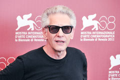 Direttore David Cronenberg Immagini Stock