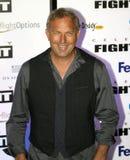 Direttore di conquista Actor Kevin Costner del premio dell'Accademia fotografia stock libera da diritti