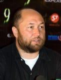 Direttore e produttore Timur Bekmambetov Fotografia Stock