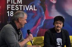 Direttore giapponese Okita Shuichi Immagini Stock Libere da Diritti