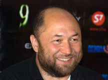 Direttore, produttore Timur Bekmambetov immagine stock libera da diritti