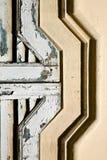 Direzione della freccia della finestra dell'estratto di Venegono Fotografie Stock Libere da Diritti
