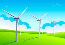 Direzione ecologica Immagine Stock