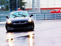 Direzione GTR dei Nissan Fotografia Stock Libera da Diritti