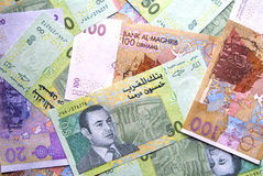 Dirhams currency Royalty Free Stock Photography