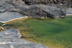 Dirhur, île de Socotra, île, l'Océan Indien, Yémen, Moyen-Orient Image libre de droits