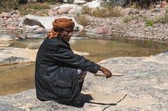 Dirhur, Сокотра, остров, Индийский океан, Йемен, Ближний Восток Стоковые Изображения RF