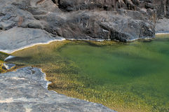 Dirhur, Сокотра, остров, Индийский океан, Йемен, Ближний Восток Стоковое Изображение RF