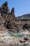 Dirhur, Socotra, isla, el Océano Índico, Yemen, Oriente Medio Imagenes de archivo