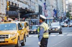 Dirigeant du trafic image libre de droits