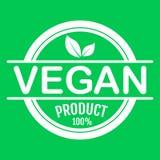 Dirigez autour de l'eco, du bio logo vert ou du signe Insigne cru et sain de nourriture, ?tiquette pour le caf?, restaurants, emb illustration stock