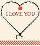 Dirigez l'amour 18.02.13 de graphisme Photographie stock