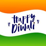 Dirigez l'illustration du diwali heureux pour l'affiche, invitation, insecte, bannière, carte postale, carte de voeux illustration de vecteur