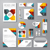 Dirigez la brochure, insecte, calibre de conception d'affiche de livret de couverture de magazine illustration de vecteur