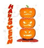 Dirigez la carte plate de Halloween, publicité, bannière, affiche, plaquette, invitation de partie, conception de flayer Photographie stock libre de droits
