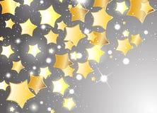 Dirigez la conception de fond d'étoile illustration libre de droits
