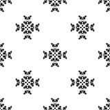 Dirigez la configuration sans joint Répétition géométrique Rebecca 36 Images libres de droits