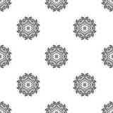 Dirigez la configuration sans joint Répétition géométrique Rebecca 36 Photo stock