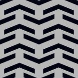 Dirigez la configuration sans joint texture élégante moderne Répétition du fond géométrique avec le zigzag audacieux Proportion s illustration de vecteur
