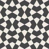 Dirigez la configuration sans joint Texture géométrique arabe Photo libre de droits