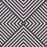 Dirigez la ligne audacieuse géométrique modèle sans couture pour le papier peint et le fond illustration stock