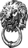 Poignée de porte antique Image libre de droits