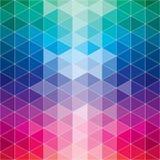 Dirigez le fond géométrique Images libres de droits
