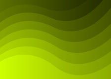 Dirigez le fond vert abstrait illustration stock