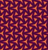 Dirigez le modèle coloré sans couture moderne de la géométrie, abrégé sur couleur Images libres de droits