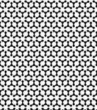 Dirigez le modèle, répétant la courbe linéaire avec la forme géométrique, élégante Photographie stock libre de droits