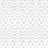 Dirigez le modèle sans couture de la géométrie sacrée moderne, fleur de la vie, concevez la texture abstraite Photos stock