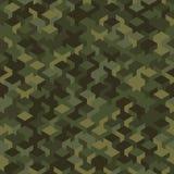 Dirigez le modèle sans couture moderne de cube en géométrie, géométrique abstrait Images stock