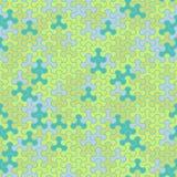 Dirigez le modèle sans couture moderne de tessellation de la géométrie, abstrait Images stock