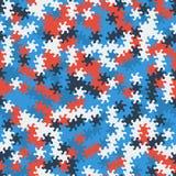 Dirigez le modèle sans couture moderne de tessellation de la géométrie, g abstrait Image libre de droits