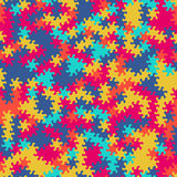 Dirigez le modèle sans couture moderne de tessellation de la géométrie, g abstrait Photographie stock libre de droits