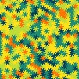 Dirigez le modèle sans couture moderne de tessellation de la géométrie, g abstrait Photo libre de droits