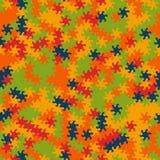 Dirigez le modèle sans couture moderne de tessellation de la géométrie, g abstrait Images libres de droits