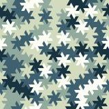 Dirigez le modèle sans couture moderne de tessellation de la géométrie, g abstrait Photo stock