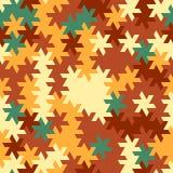 Dirigez le modèle sans couture moderne de tessellation de la géométrie, g abstrait Photos stock