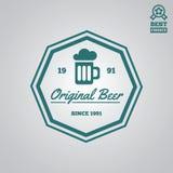 Dirigez le style de vintage d'éléments, de label, d'insigne et de silhouette de logotype Images stock
