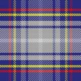 Dirigez le tartan écossais de modèle sans couture, état du Nevada Photo libre de droits