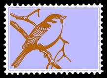 Dirigez les timbres-poste illustration libre de droits